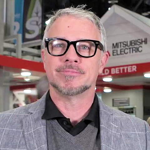 Chad Gillespie | Mitsubishi Electric