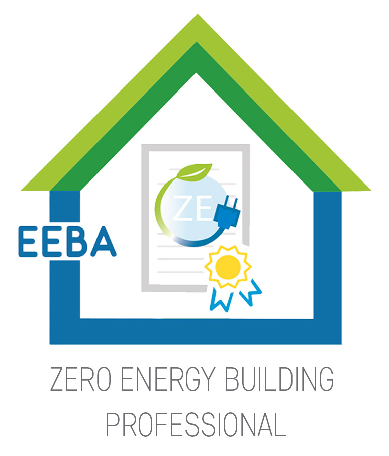 EEBA Zero Energy Builder Designation
